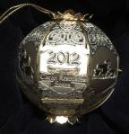 Catan Ornament 2012