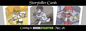 Buttonshy's upcoming Kickstarter