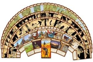 kings of israel cards