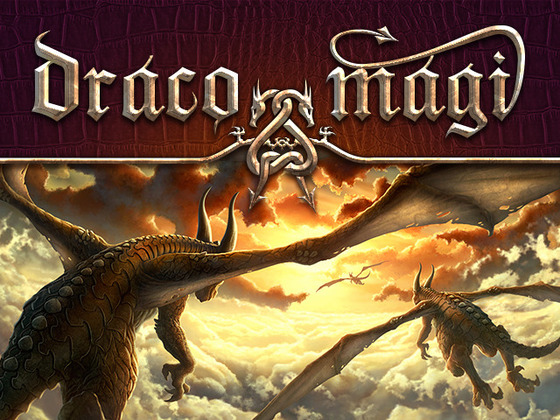 Draco Magi - https://www.kickstarter.com/projects/478379924/draco-magi