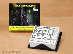 Dungeon Calendar