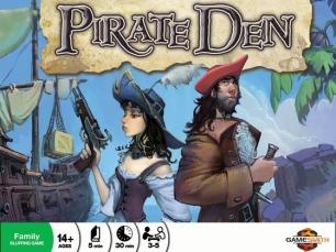 pirate den